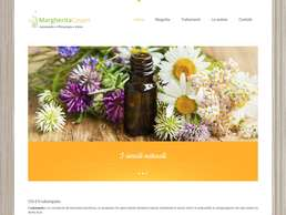 Margherita Cosani Naturopata - sito web in WordPress