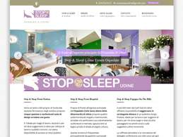 Stop&Sleep Udine - SEO e Web Marketing